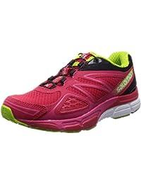 Salomon X-Scream 3d, Chaussures de Running Compétition Femme