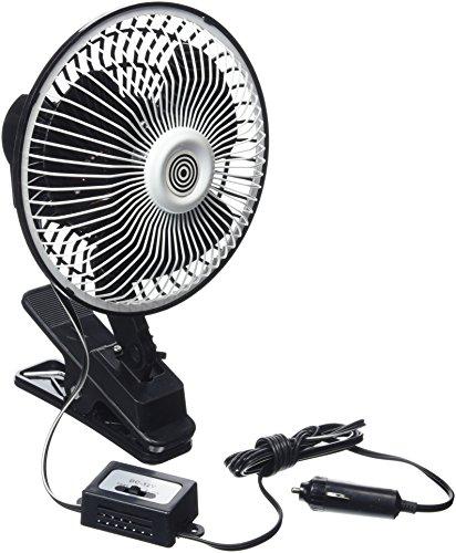 All Ride 871125272227 Ventilatore, 12V con Clip