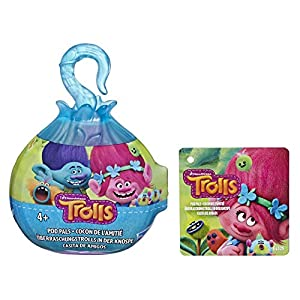 TROLLS- 2 Pack Pod Surprise, Multicolor (Hasbro E4325EU4)