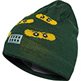 Lego Wear Mütze Jungen Ninjago Aiden 730, Grün (Dark Green 890), 54