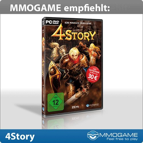 4Story (30 EUR Coupon DVD Edition)