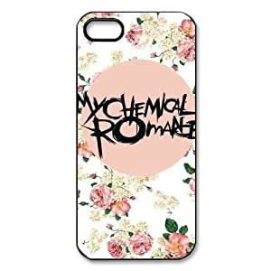 Accessories Coque IPhone 5S,My Chemical Romance MCR Apple iPhone 5 Screen Protector Protection pour Apple iPhone 5/5s,Coque Pour iPhone 5S TPU Haute Densité Housse