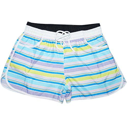 Freizeit-Strand-Hosen-Sport-Shorts Schnell trocknende Lose Hot Pants Mehrfarbig