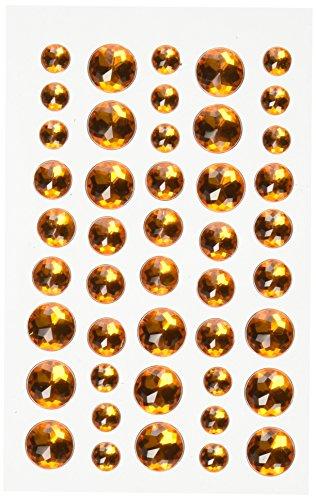Doodlebug adesivi Gioielli 45 / PKG-Tangerine