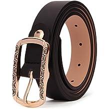 XIANGUOCeinturefemmeencuirceinture mode delicate ceinture élégante