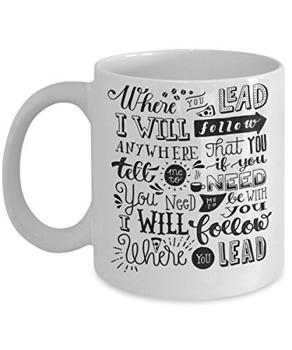 Zenobia Eugen Where You (W) - Gilmore Girls, Lizenzprodukt, 11-oz Luke 's Diner, mit Libellen-Design - Kaffee Tasse, Fan-Design, für