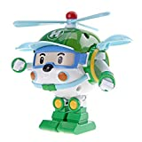 Robocar Poli -Korean Made TV Animation Toy-Helocopter- Helli/Helly (Transformer) by Academy - Academy - amazon.it
