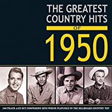 Greates Country Hits of 1950