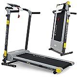 Laufband Heimtrainer Fitnessgerät Hometrainer Elektro klappbar Sport Training LCD-Display
