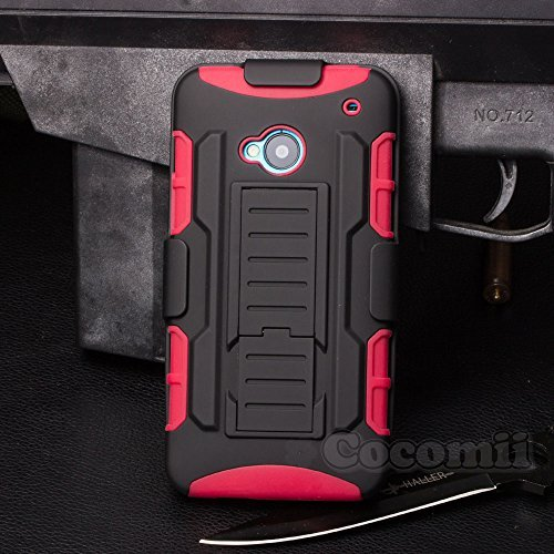 htc-one-m7-case-cocomiir-heavy-duty-htc-one-m7-robot-case-new-ultra-future-armor-premium-belt-clip-h