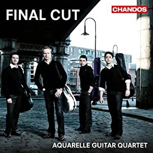 Final Cut: Film Music For Four Guitars (Chandos: CHAN 10723)