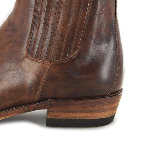 Sendra Boots Stiefel JOHN Chelsea Boot Fashion Stiefelette Natural Lavado