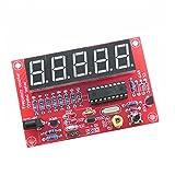 Lzn digitale LED 1hz-50mhz oscillatore a cristallo contatore di frequenza tester kit