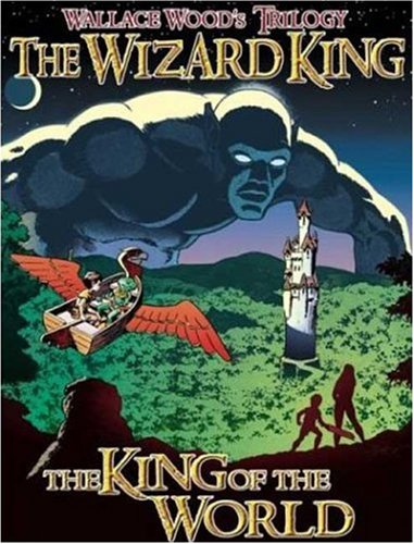 King of the World (Wizard King Trilogy)