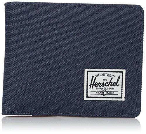 Herschel Roy Stoff blau Marino, Rot