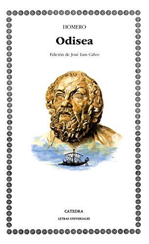 Odisea: 62 (Letras Universales) por Homero