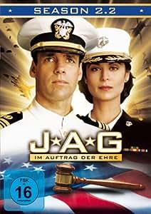 JAG: Im Auftrag der Ehre - Season 2, Vol. 2 [2 DVDs]