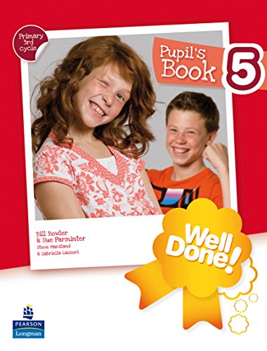 Well Done! 5 Activity Pack - 9788498373059