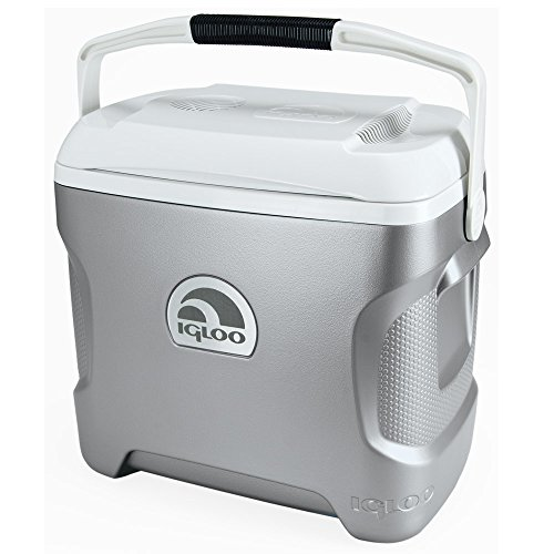 Igloo Iceless 28 Independiente 40can(s) Gris, Color blanco enfriador de bebida -...