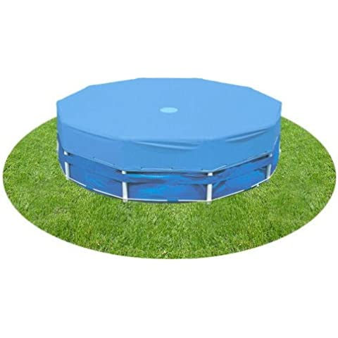 Intex 15 ft. Metal Frame Above Ground Pool Cover by Intex