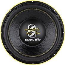 Ground Zero plutonio GZPW{15} Limited 38 cm Subwoofer