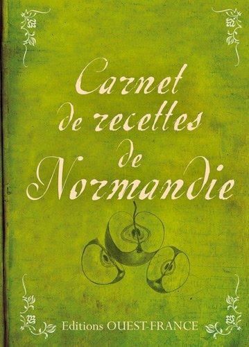 Carnet de recettes de Normandie