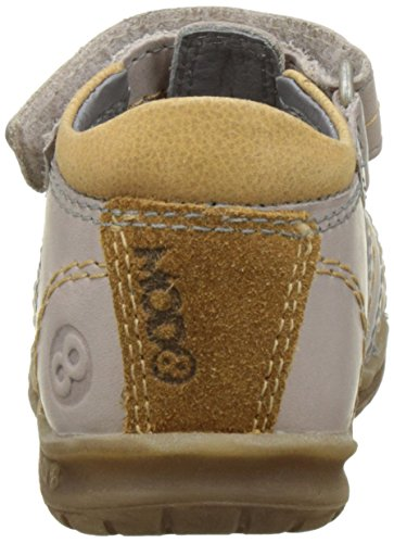 Imail Bege Sapatos Bebé Mod8 Rastejando Bege ocre 8IPt1q1w