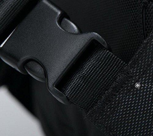 Multifunktions Schultertasche Computer Rucksack Groß - Kapazität Mode Sport Student Taschen Grey