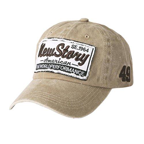 l Kappe,OYSOHE Neuest Unisex Männer Frauen einstellbar Baseball Sport Snapback Cap Hip Hop Hut (Kleinkind-mädchen-piraten-outfit)