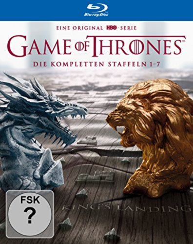 Staffel 1-7 (Digipack + Bonus Discs + Fotobuch) [Blu-ray]