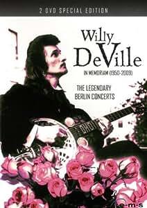 Willy De Ville - The Legendary Berlin Concerts [2 DVDs]