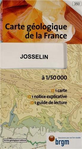 Carte géologique : Josselin