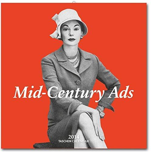 14 Mid-Cent. Ads (Taschen Wall Calendars)