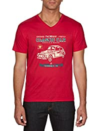 Touchlines Herren T-Shirts Classic Volvo Buckelvolvo Youngtimer