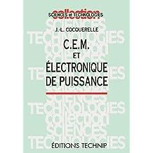 CEM et électronique de puissance