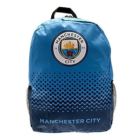 Manchester City FC Rucksack Schultasche Sporttasche Sport Bag Zaino Backpack (Manchester Zu Weihnachten)