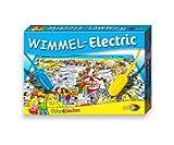 Noris Spiele 606013723 - Wimmel Electric