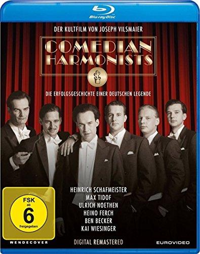 Comedian Harmonists [Blu-ray] -