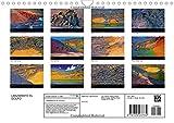 Image de Lanzarote El Golfo: Une Exposition D'art Tellurique Unique Au Monde.