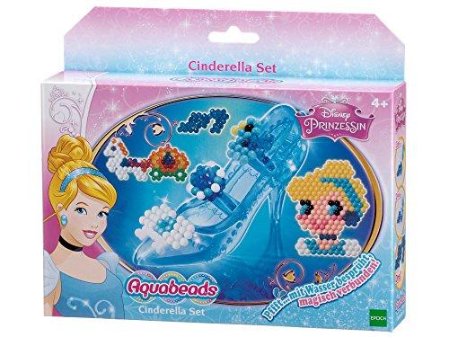 Aquabeads 79778 Cinderella Set Bastelgeschenk für Mädchen