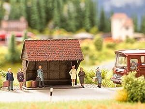 NOCH 12015 Paisaje parte y accesorio de juguet ferroviario - Partes y accesorios de juguetes ferroviarios (Paisaje, Cualquier marca)