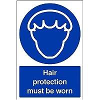 Kopf Und Haar Im Schwarz Qualifiziert x100 Ästhetischer Haarschutz - Einweg Kopfschutz