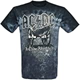 AC/DC For Those About To Rock - Cannon Camiseta Negro L