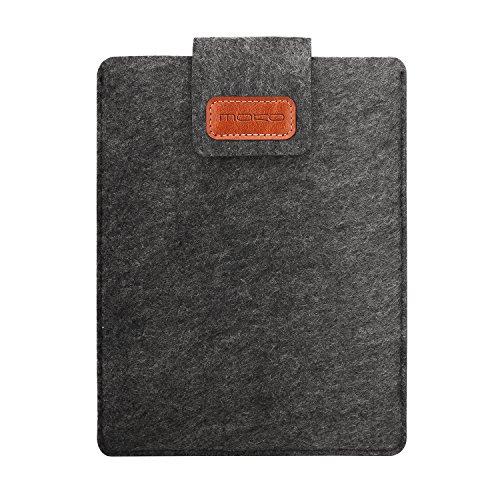 MoKo Kindle Oasis 2017 Felt Sleeve Hülle - Tragbare Filz Schutzhülle Tasche für Amazon Fire 7 2019/2017, iPad Mini 4/3 / 2/1, Samsung Galaxy Tab S2 8.0, Tab 3 7.0, Nexus 7