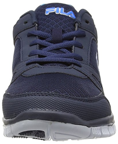 Fila Lancer Run, Baskets Basses homme Bleu - Bleu (Dress Blues)