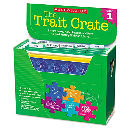 trait-crate-grade-1-six-books-learning-guide-cd-more-sold-as-1-kit