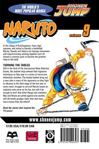 NARUTO GN VOL 09 (CURR PTG) (C: 1-0-0): v. 9