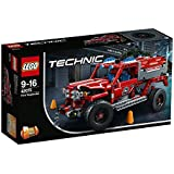 LEGO UK - 42075 Technic First Responder Advanced Building Set