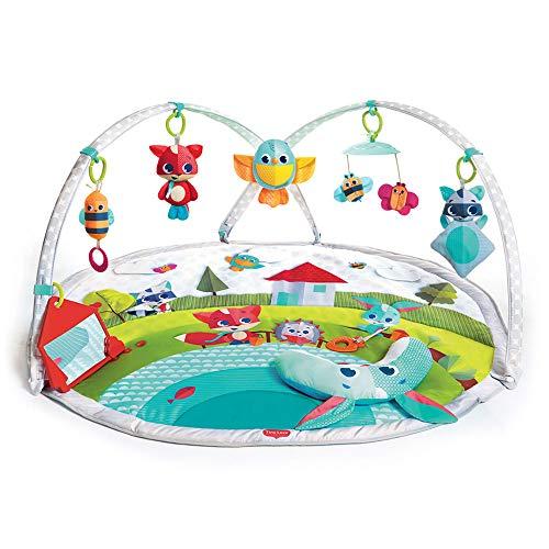 Tiny Love DYNAMIC GYMINI - Manta de juegos dinámica para bebé, apta para bebés recién nacidos, 100x90cm, colección Meadow Days