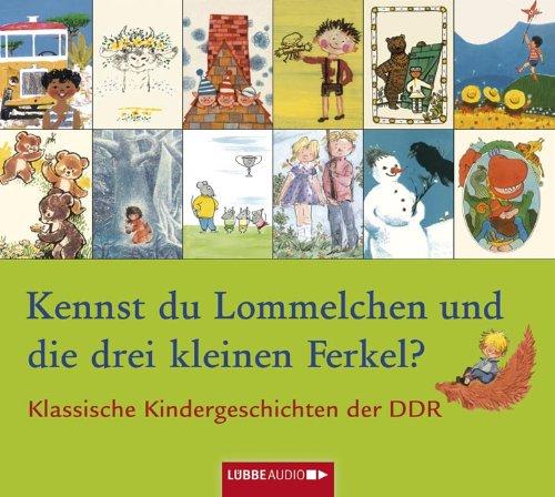 und die drei kleinen Ferkel?: Klassische Kindergeschichten der DDR. ()
